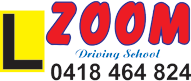 Zoom Driving School Logo